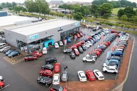 Peter Vardy CARZ used car supermarket