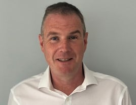 New Carzam chief executive Kirk O'Callaghan