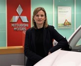 Catherine Perrin Mitsubishi Motors UK