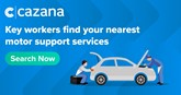 Cazana has launched its KeyworkerGarages.co.uk aftersales portal
