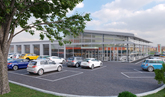Cazoo Customer Centre, Lakeside Retail Park, Essex