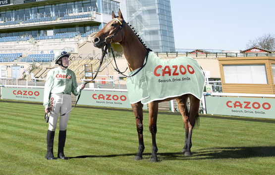 Cazoo announces St Leger Stakes sponsorship