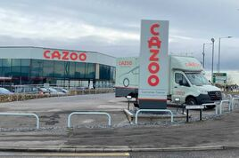 Cazoo's new Doncaster Customer Centre
