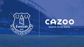 "Cazoo has signed a ""multi-year"" deal to become Everton FC shirt sponsor"