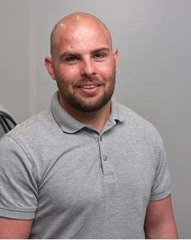 Chad Pretorius, the virtual showroom/live showcase manager at Škoda UK