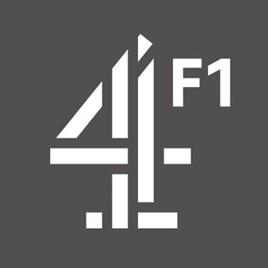 Channel 4's Formula One coverage logo