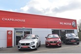 Chapelhouse Motor Group has opened two new MG Motor UK dealerships on Merseyside