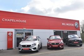 Chapelhouse Motor Group has opened two new MG Motor UK dealerships on Merseyside