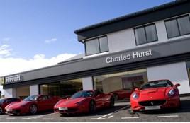 Charles Hurst Ferrari, Belfast