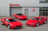 Charles Hurst Belfast has been named as a Ferrari Classiche Authorised Workshop