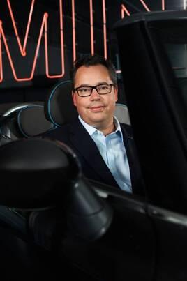 Incoming BMW UK CEO Chris Brownridge