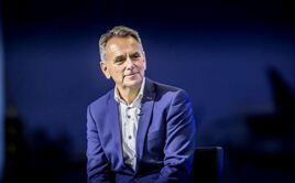 Retiring: Bentley Motors' board member for sales and marketing, Chris Craft