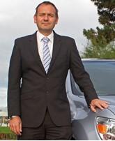 Sales director Chris Healy