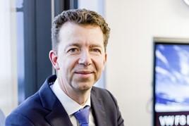 Dr Christian Dahlheim, Volkswagen AG head of group sales
