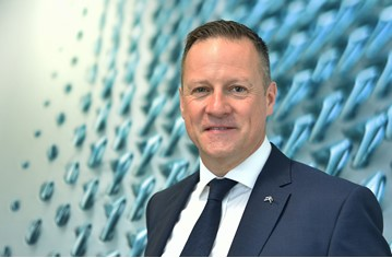 New Citroen UK managing director Karl Howkins