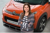 Citroën UK marketing director Souad Wrixen