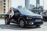 Manon Legreve for Citroen