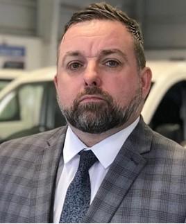 City Auction Group head of LCV, Keith Logan