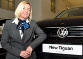 Clare Mallender VW Audi 2017
