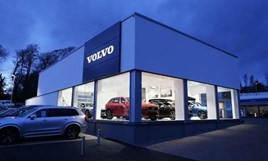 Galashiels-based Volvo Retailer, Clelands of the Borders