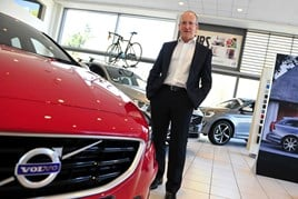 Clive Brook managing director Clive brook
