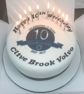 10th anniversary: Clive Brook Ltd