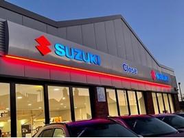 Close Motor Company's new Corby Suzuki dealership