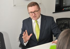 Coachworks Consulting's managing director, Karl Davis