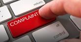 Complaint button