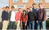 Cooper Solutions team 2017
