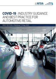 The NFDA and SMMT's 'Industry Guidance and Best Practice for Automotive Retail' document