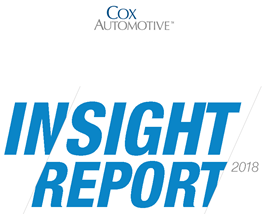 Cox Automotive and Grant Thornton Insight Report 2018