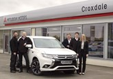 Croxdale Mitsubishi joins growing UK dealer network