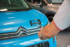 Citroen Store online car sales platform from PSA Group