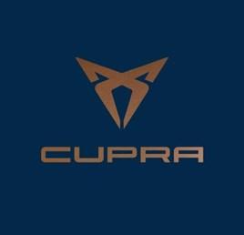 Seat's new Cupra logo