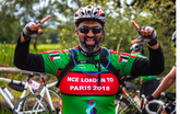 Charity bike ride: Bristol Street Motors Banbury Hyundai business manager Shahzad Yousaf
