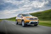 European sales charge: the Dacia Duster