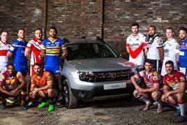 Dacia is RFL's Magic Weekend lead sponsor