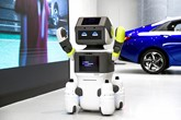 Hyundai Motor Group's DAL-e customer service robot