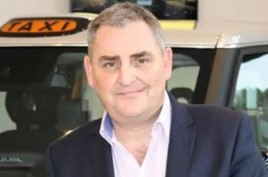 Dan Cross, head of retail, LEVC London