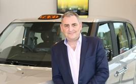 Daniel Cross, the new head of retail at LEVC London