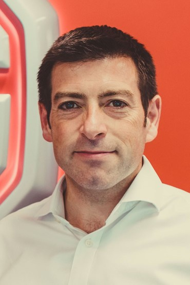 Daniel  Gregorious, head of  sales and marketing,  MG Motor UK