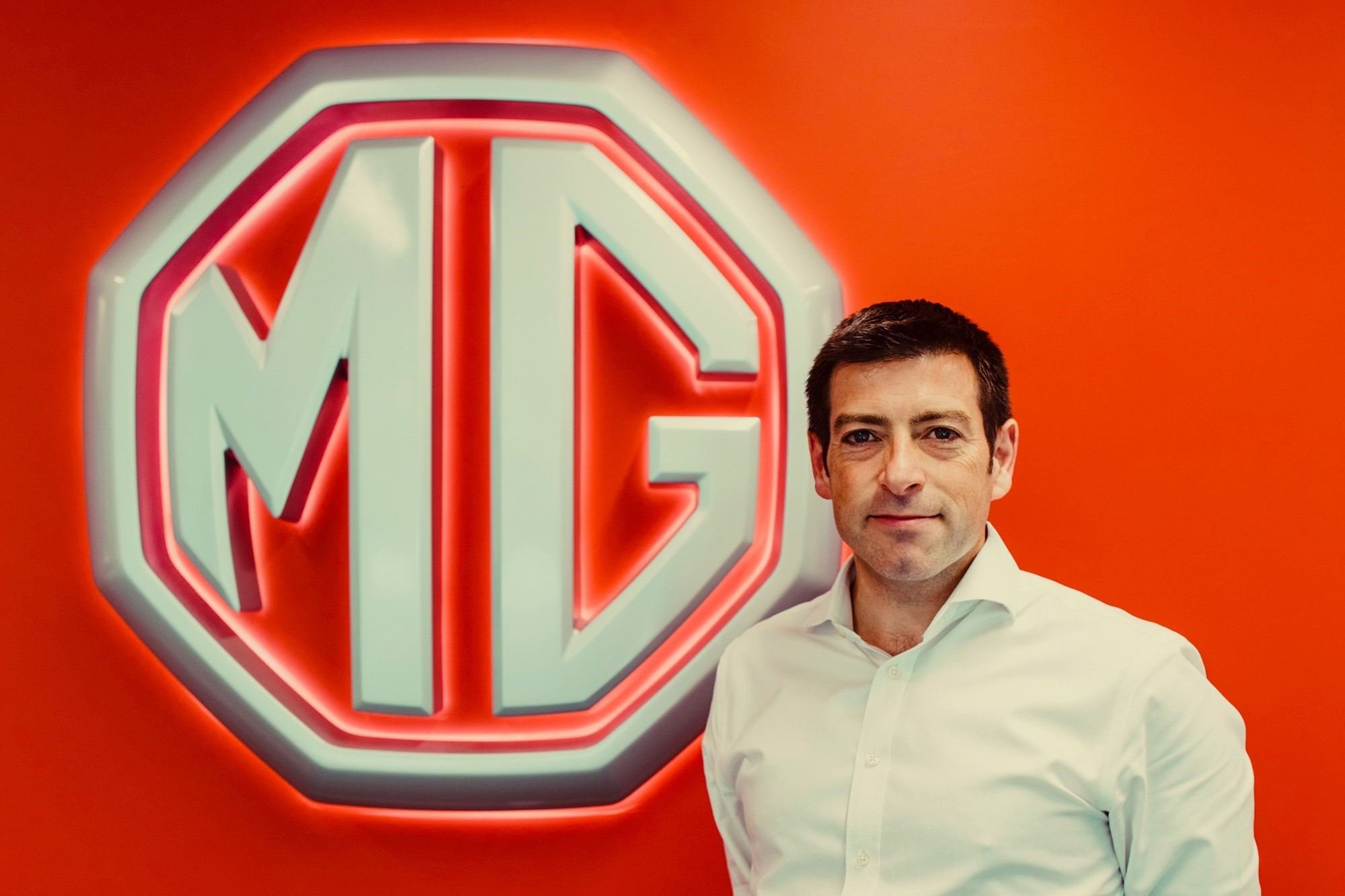 Daniel Gregorious, MG Motor UK