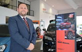 Neil Bianchi, general manager at Bristol Street Motors Darlington Seat