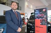 Neil Bianchi, general manager at Bristol Street Motors Darlington Seat
