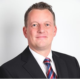 Perrys Motor Sales managing director, Darren Ardron