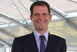 Darren Guiver, managing director of Group 1 Automotive UK