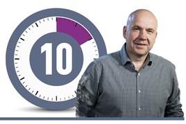 10 minutes with... Darren Jobling, chief executive, Zerolight