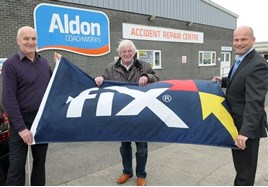 Aldon Coachworks joins Fix Auto