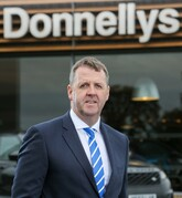 Dave Sheeran, the managing director at Donnelly Group